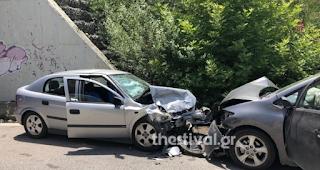 Ασύλληπτη τραγωδία στη Θεσσαλονίκη: Πατέρας τράκαρε όταν έμαθε ότι κινδυνεύει η ζωή του παιδιού του - Μετά από λίγο το παιδί του πέθανε