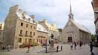 Notre Dame des Victoires in Quebec City