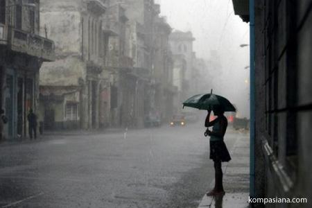 Happy November Rain di Kota Hujan