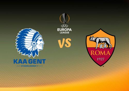 Gent vs Roma  Resumen