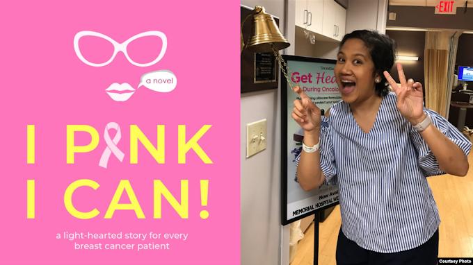 I Pink I Can: Novel Perempuan Penyintas Kanker Payudara