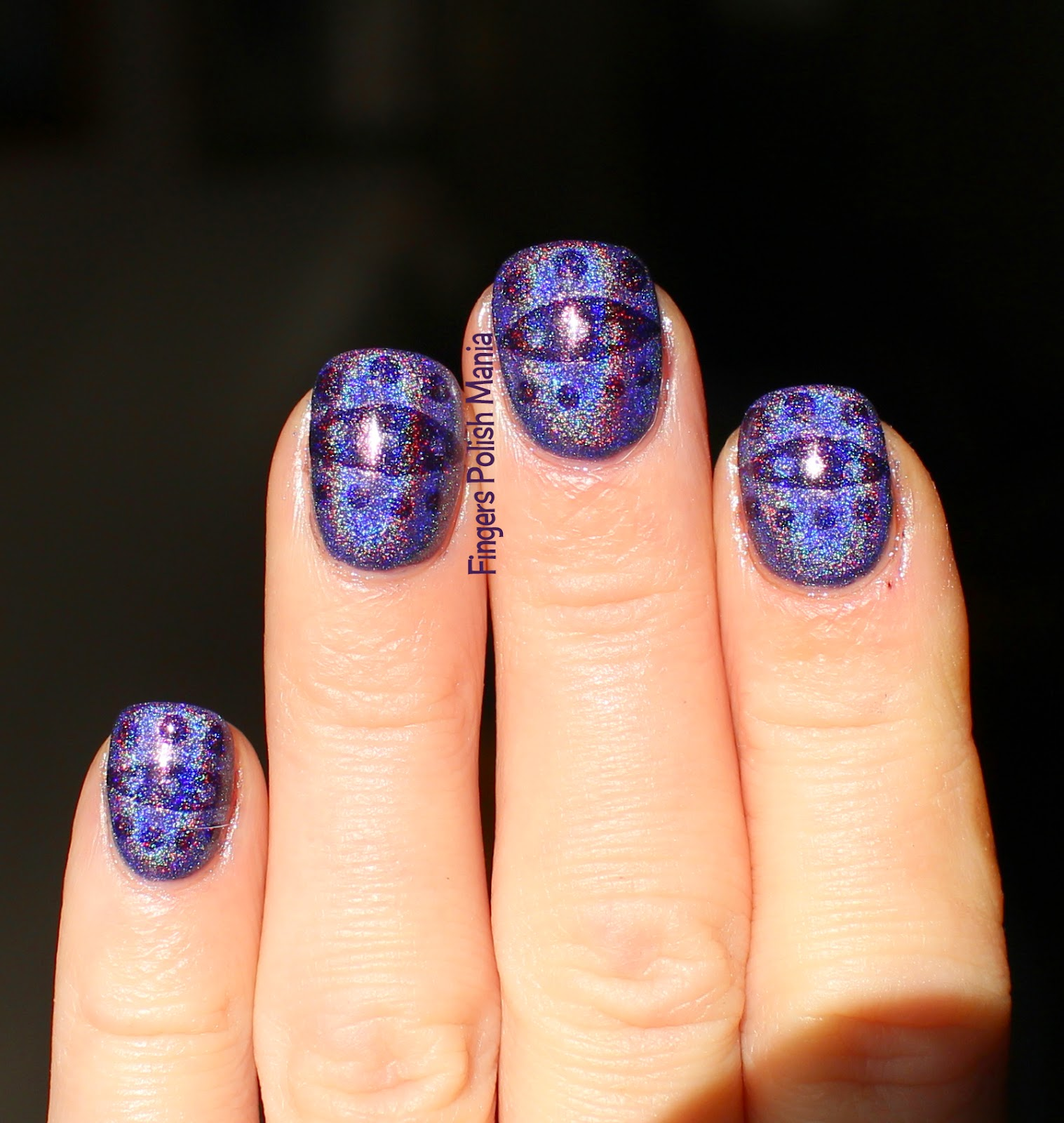 TAKING OFFERS ON: Enchanted Polish - Keep Watch (swatched ...  Enchanted Polish Keep Watch