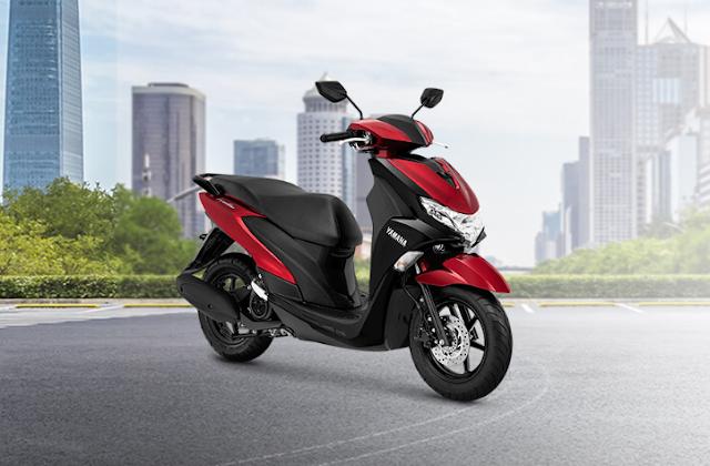 Yamaha FreeGo, Matic Berteknologi Tinggi Dengan Harga Yang ...