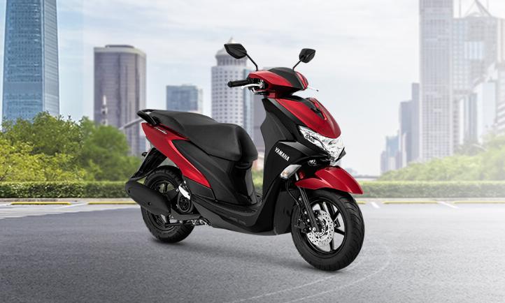 Yamaha FreeGo, Matic Berteknologi Tinggi Dengan Harga Yang Murah