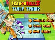 Dragon Ball Table Tennis