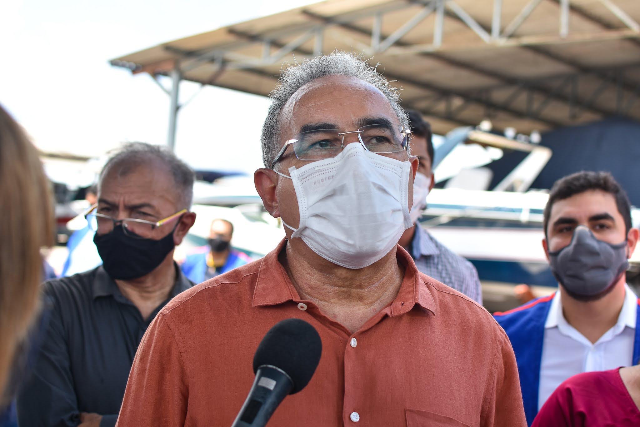 Covid-19: equipe médica deve decidir alta do prefeito de Belém em até 48 horas