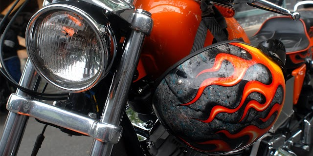 Motorcycle Painters Near Me