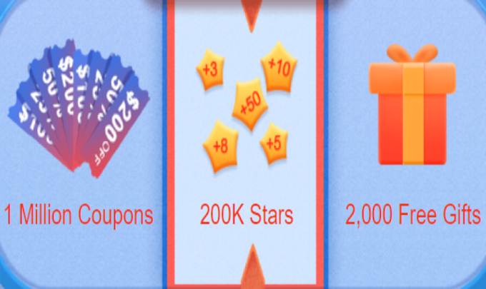 اكمل فريقك وادخل السحب على هدايا وكوبونات تصل الى 1 مليون دولار مجانا مع Banggood