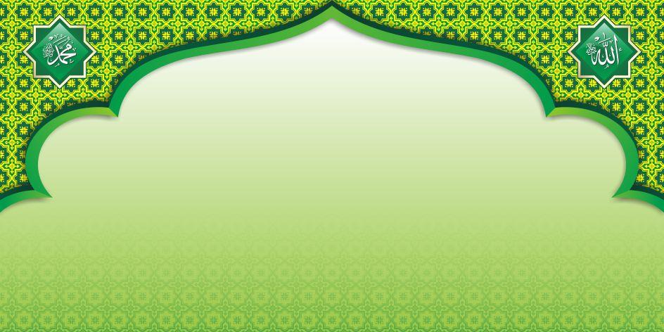 Desain Banner Islami 01-04 | aabmedia