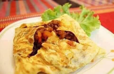 Telur bungkus ala thai,15 Resipi Telur Mudah, Sedap Dan Kesukaan Semua Orang, resipi telur, resipi telur mudah dan sedap, telur, telur ayam, resepi telur, resepi telur sedap