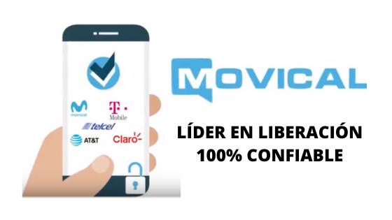 Movical: libera tu móvil de forma rápida y segura