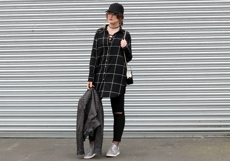 Put A Cap On It // What I Wore // AlmostChic