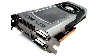 NVidia GeForce GTX 780 Ti最新ドライバーのダウンロード