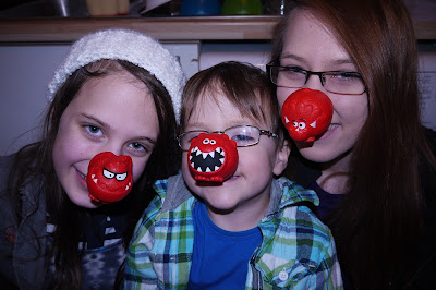 comic relief, red nose day