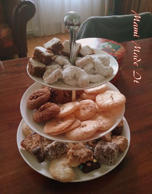 Weihnachtskekse - Christmas Cookies
