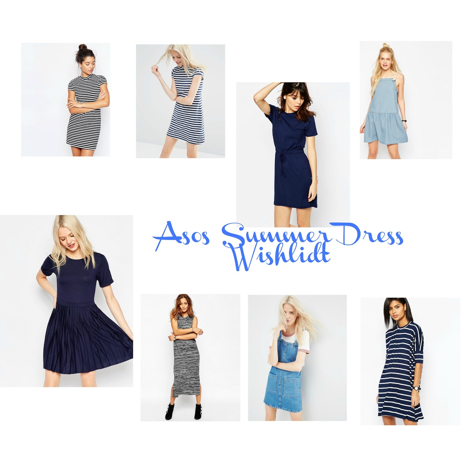 Asos Summer dress wishlist