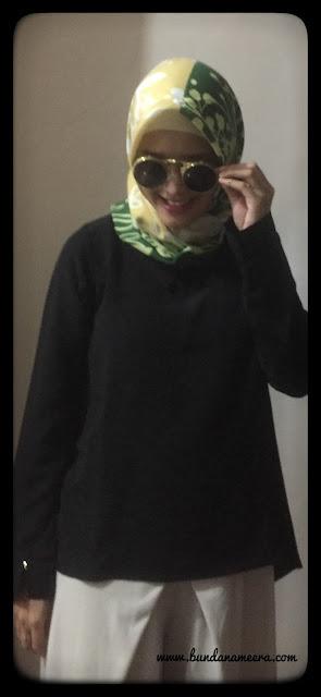 #bahan-bahan jilbab #tren jilbab masa kini #jilbab voal