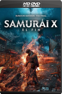 Rurouni Kenshin: The Final [2021] [C-DVDR HD] [Latino]
