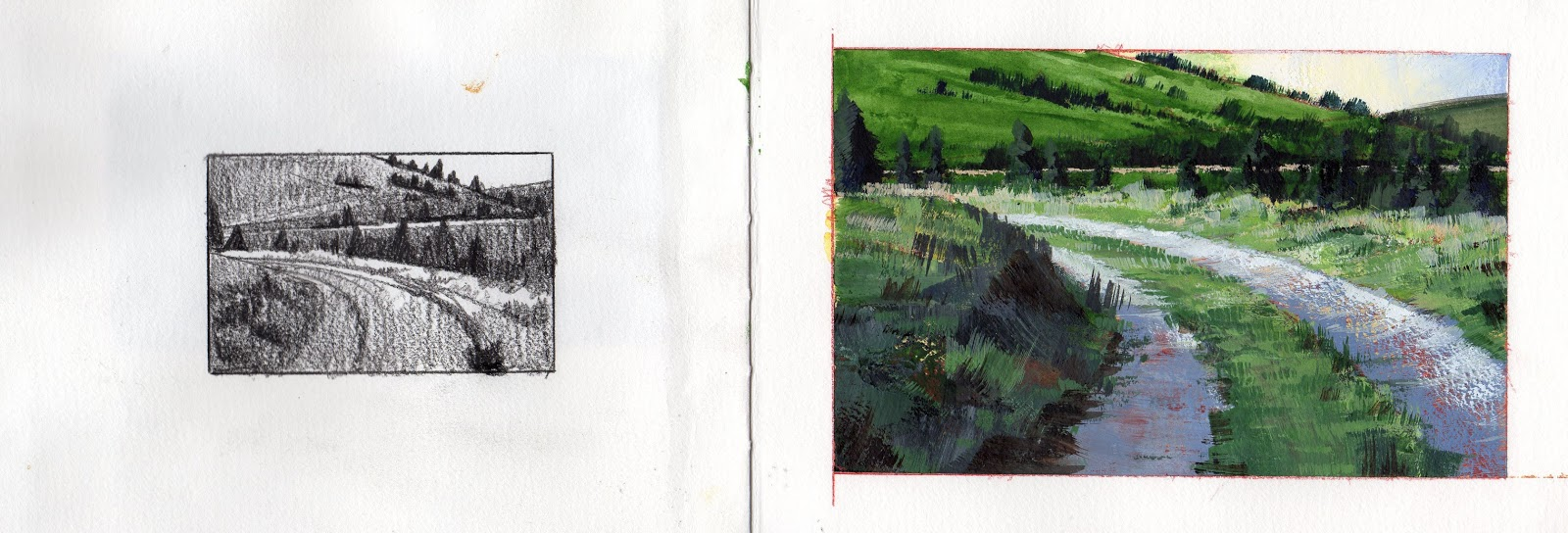 Tingrynade / croquis et recherches  - Page 13 Img144011