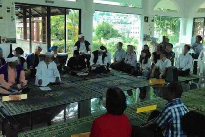 Ajaran Sesat Mirip Ayah Pin Di Petaling Jaya Dihadiri Pelbagai Kaum & Peringkat Umur