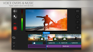 CyberLink PowerDirector Video Editor 6.2.0 Android (Full Unlocked) Apk