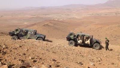 عاجل:الجيش المغربي يطلق النار على مهربي المخدرات على الحدود ويصيب أحدهم