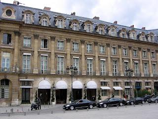 Ritz hotel parigi mimosa cocktail storia