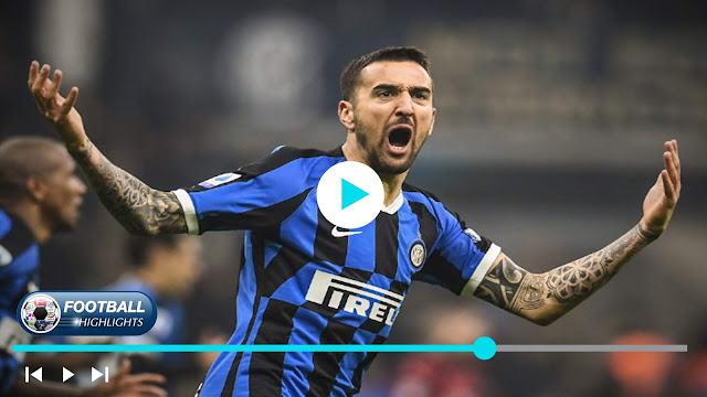 Inter vs Milan – Highlights