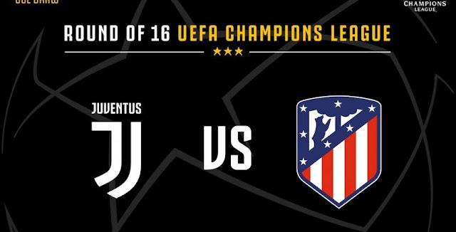 تأهل يوفنتوس .. تعرف علي نتيجة يوفنتوس واتلتيكو مدريد اليوم 12-3-2019 في دوري أبطال أوروبا