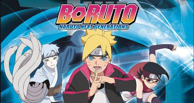 Boruto Chapter 45