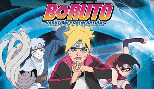 Judul Manga Boruto Chapter 45 Beserta Ulasannya