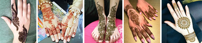 New Mehndi Design