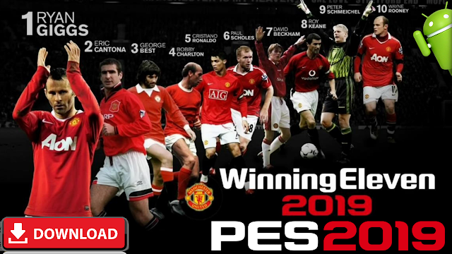 pes 2019 download android apk