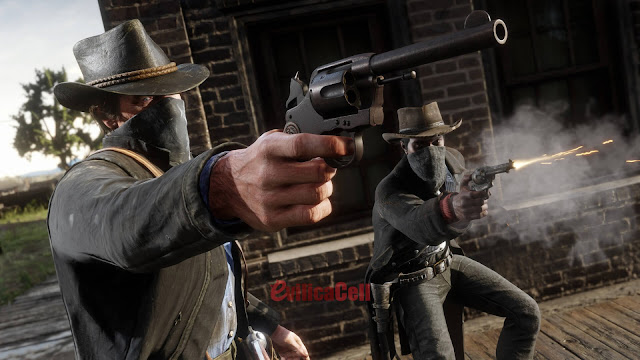 Screenshot Red Dead Redemption 2 PC