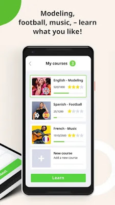 LearnMatch Learn Languages Learn English