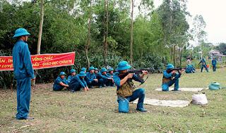 Lực lượng dân quân tự vệ - 'bức tường sắt' vững chắc của Tổ quốc