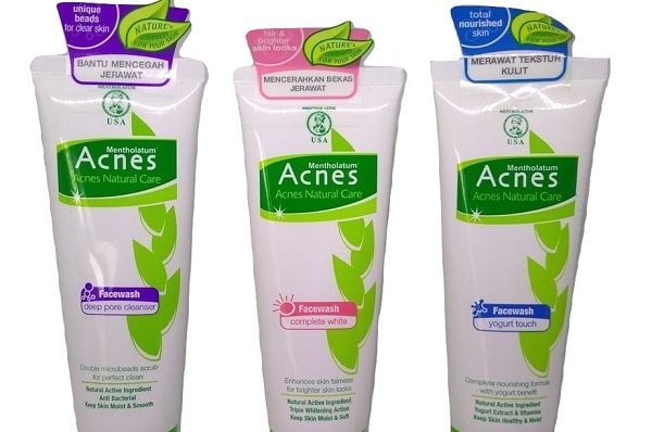 acnes natural care