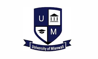 www.umw.edu.pk - University of Mianwali Jobs 2021 in Pakistan