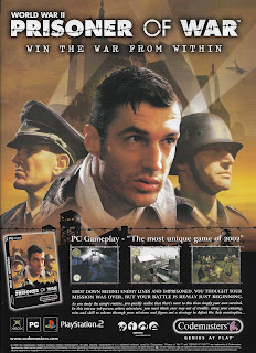 Cheat Prisoner of War PS2