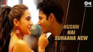 Husn Hai Suhana (New Song) Lyrics