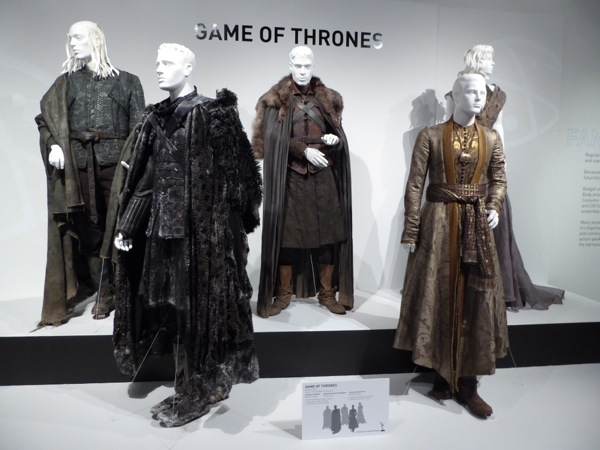 Emmy-winning Game of Thrones season 6 costumes