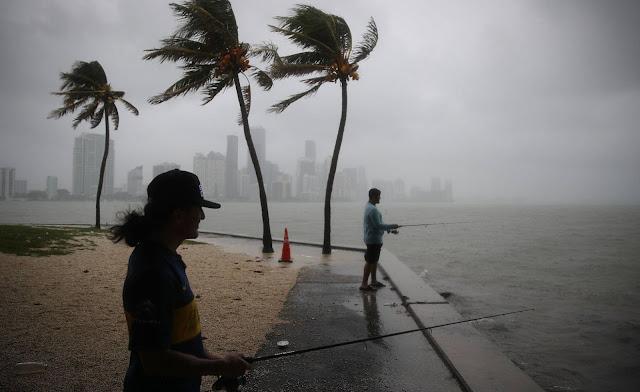 """El huracán Florence amenaza con inundaciones """"catastróficas"""" en EE UU"""