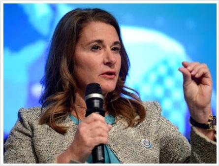 Melinda Gates to Trump: Your WHO move makes no sense