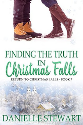 Heidi Reads... Finding the Truth in Christmas Falls by Danielle Stewart