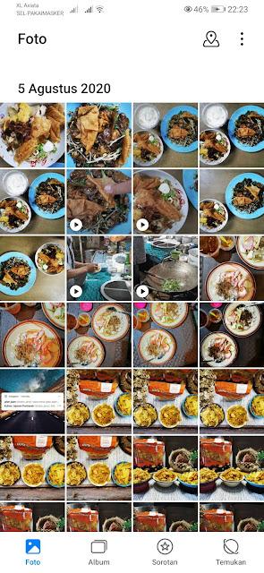 Hasil Foto Huawei P30 Pro