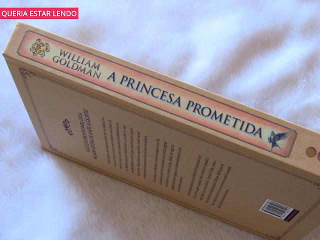 Resenha: A Princesa Prometida