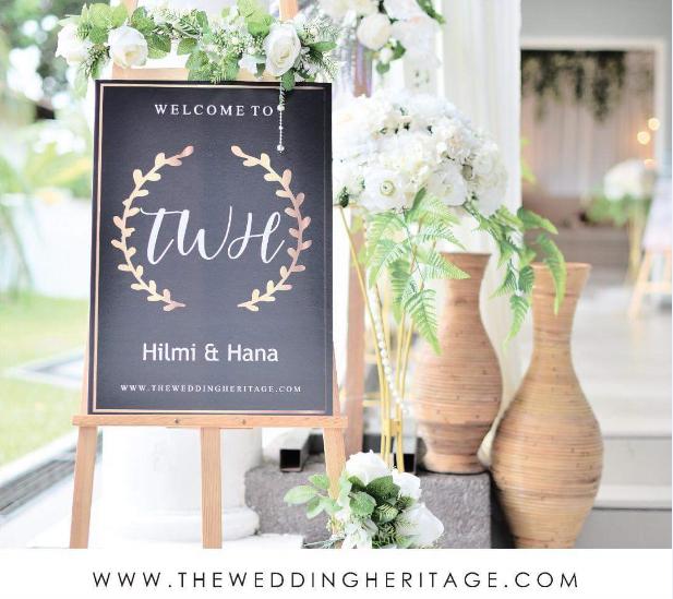 The Wedding Heritage Bungalow Wedding Mewah Di Malaysia