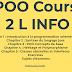 Cours (OOP) Programmation Orientée Objet 2ème année Licence informatique