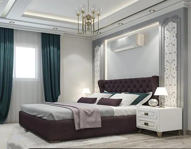 الوان غرف نوم حديثة