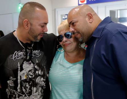 46 years after, DNA test leads brothers to reunite with their mother (Photos/Video)